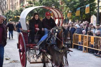 bendición de la fiesta de san Antonio Abad en València 20200117_094858 (112)