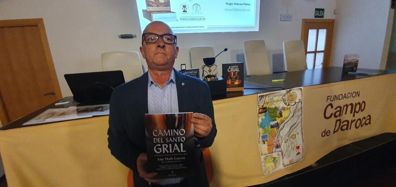 Álvaro Blasco alcalde de la localidad zaragozana de Daroca