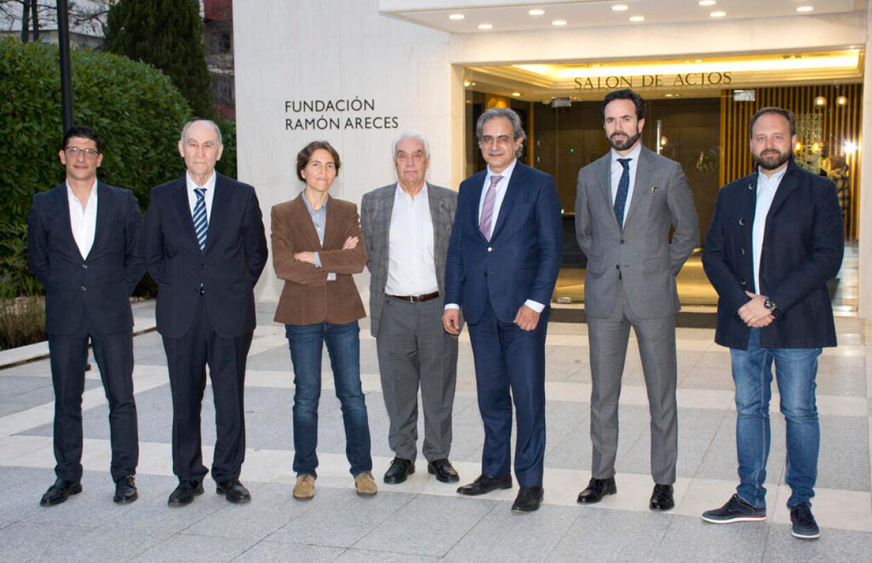 Participantes en la mesa redonda 'El papel de la FP en la innovación'-Fundación Ramón Areces