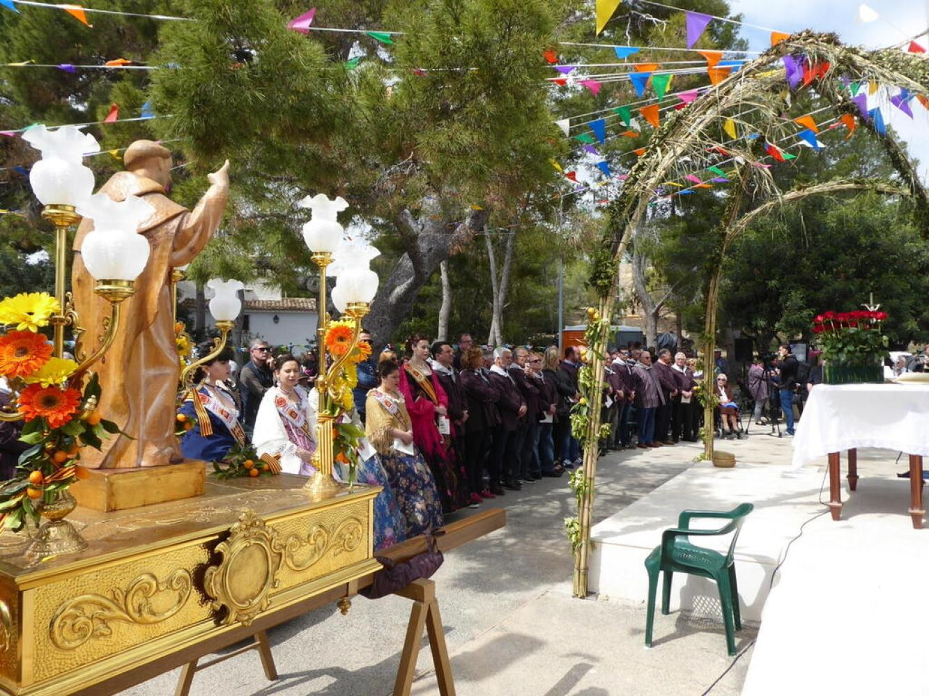 La Nucia sant vicent festes 5 2019