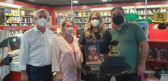 Firma de libros «El Santo Grial» en el Fnac por la Dra. Ana Mafé 20200717_175852(6) (Mediano)