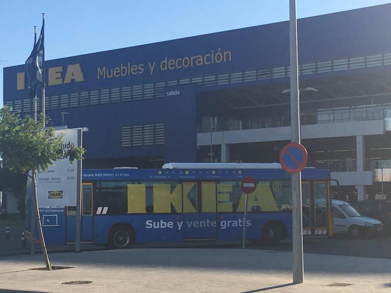 Ikea Pone En Marcha Su Servicio De Autobús Gratuito En