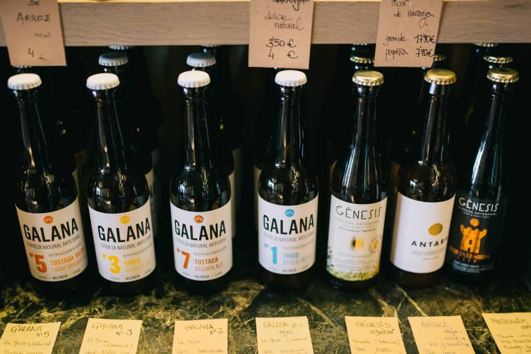 cervezas  valencianos