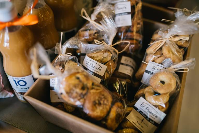 selección dulces valencianos