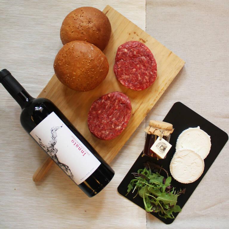 packs gourmet a domicilio hamburguesas origina cv
