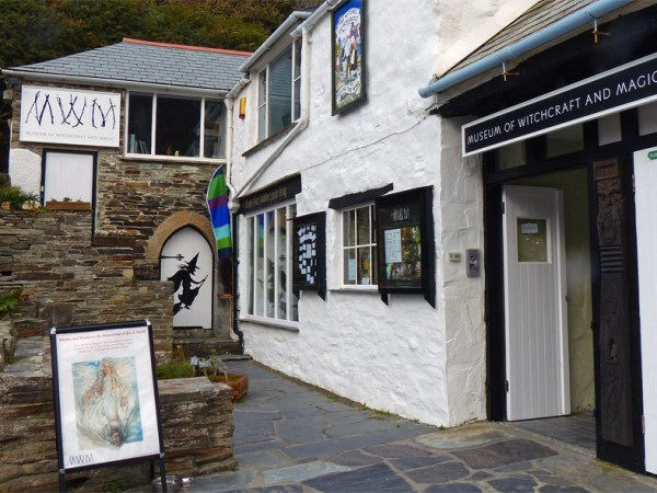Witch Museum Boscastle
