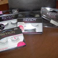 Revlon Fantasy Lengths self adhesive eyelashes/ ciglia finte autoadesive