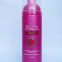 Avon Advance Techniques - mousse ravvivaricci/curl shaping mousse