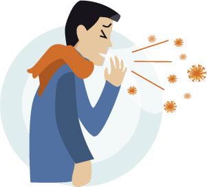 tos alergica