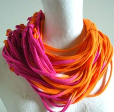 Pink Flambe' and Orange- from https://wanelo.co