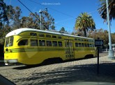 Remodeled Trolley bus