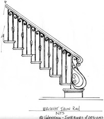 ©Stair By Valentina Interiors