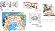 Exterior Façade Concept Drawings