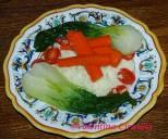 Cauliflower and veggies