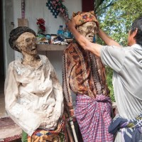 Pretty Dead Of Toraja