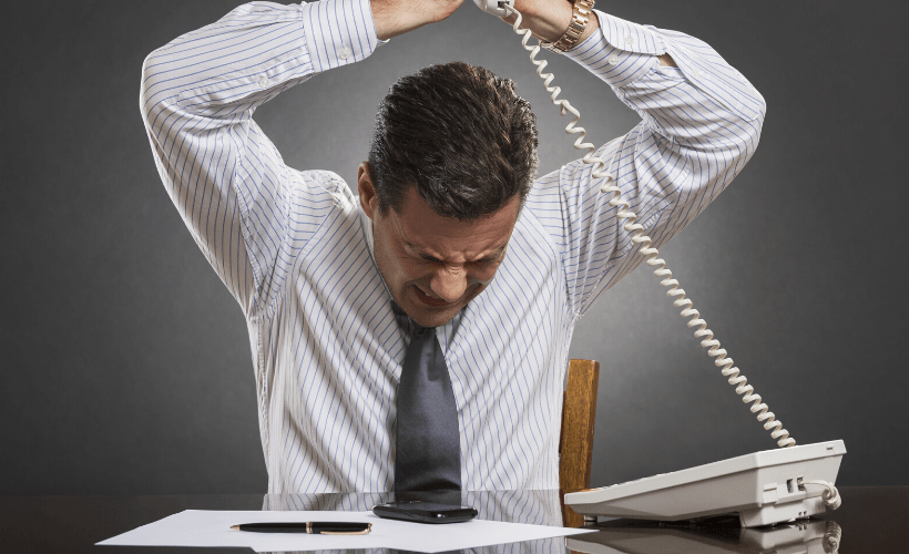 How to avoid an outburst at work in 3 steps