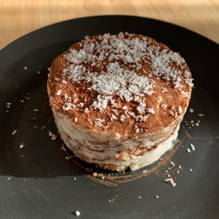 Tiramisù #Fit BioNutriForm
