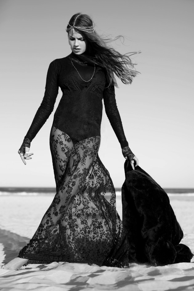 Wind And a Prayer editorial on Intelegance mag Elsa Dillon