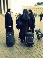 Nuns in Rome - Valentina Primo
