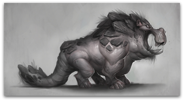 Warlords of Draenor Concept Art, Bild: Blizzard