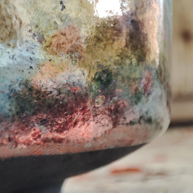 Ceramica Raku Chawan - Valentina Semprini