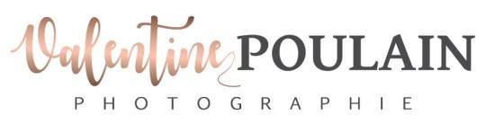 Logo Valentine Poulain Photographie