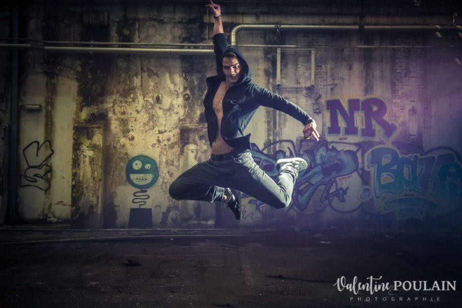 Shooting Dance saut - Valentine Poulain
