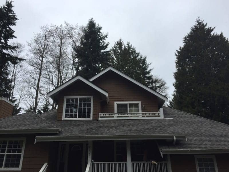 bainbridge island roof replacement