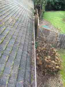 roof maintenance before gutters