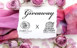 farm florist giveaway