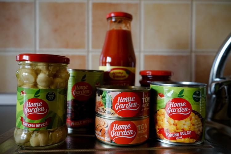 Home Garden - gătit bun, ușor, divers, rapid