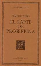 El rapte de Prosèrpina