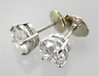 Valenzya Diamond Studs