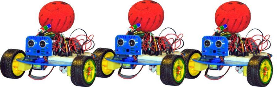 robot autonomo realizzato con arduino valeria cagnina