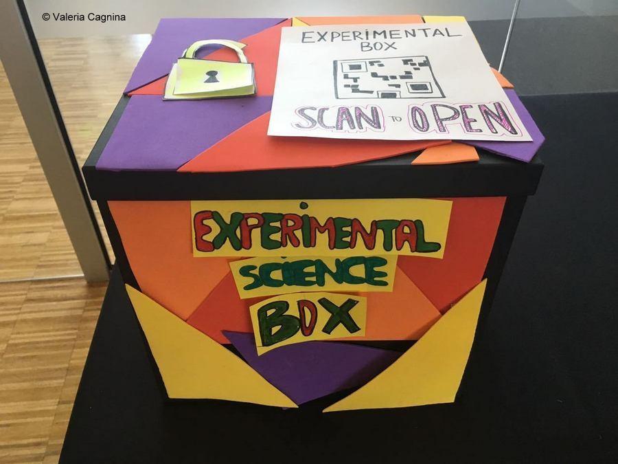 Design Thinking e Service Design alla Jam di Monaco experimental box