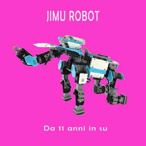 corso jimu robot robotica per bambini da 11 anni in su valeria cagnina alessandria