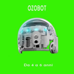 Corsi da 3 a 6 anni di robotica per bambini ad alessandria valeria cagnina ozobot