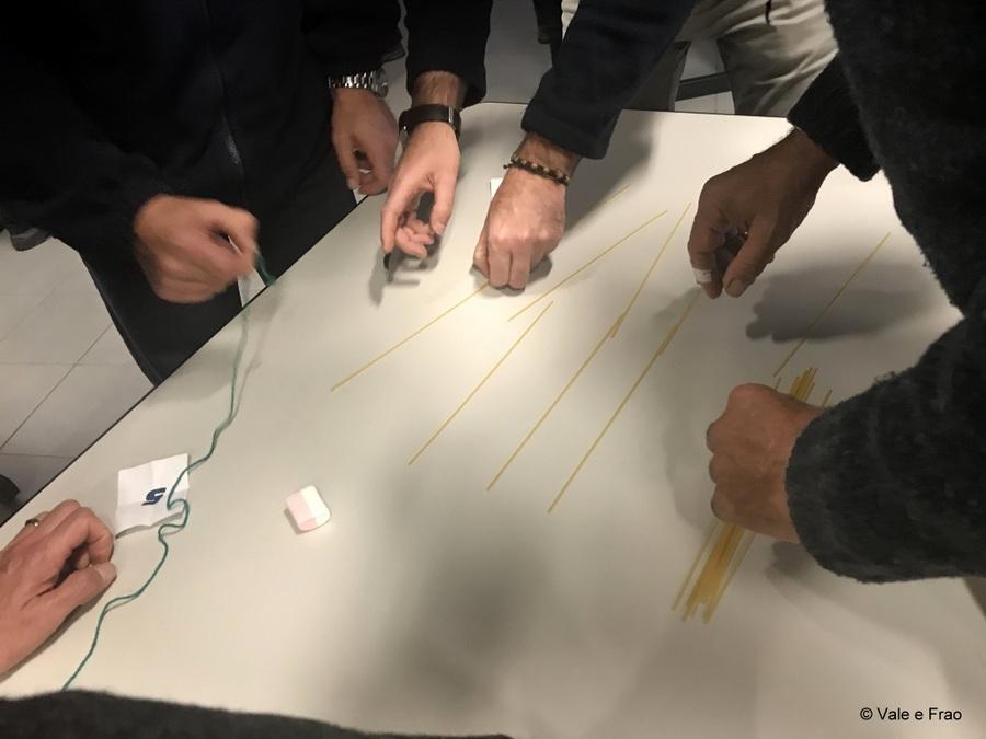 Formazione e team building in azienda: Michelin attività MarshMallows