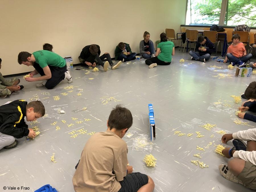 Corso per ragazzi dalla 1° Media alla 1° Superiore corso in aula ad alessandria valeria e francesco