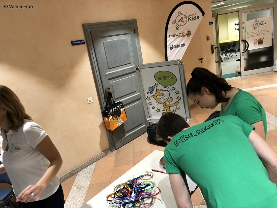 Laboratori a Lugano Ated4kids attività