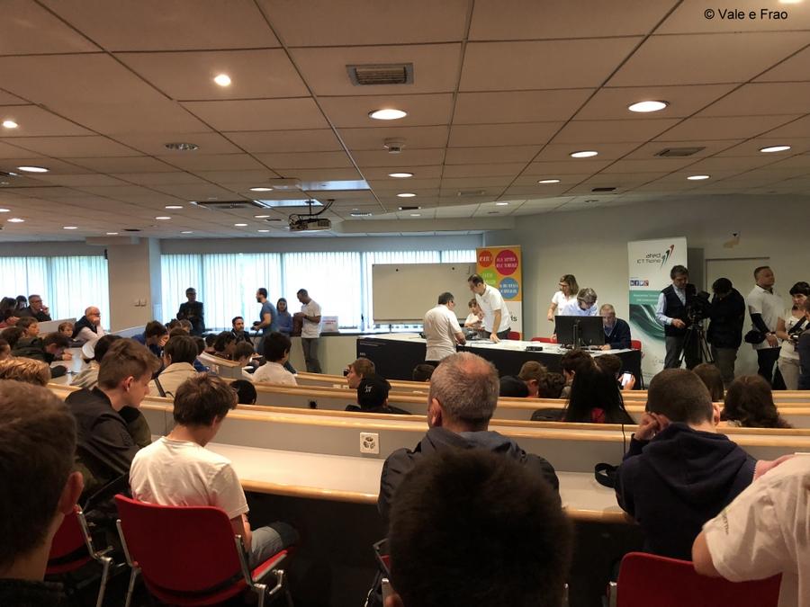 Laboratori a Lugano Ated4kids attività giornata tecnologia