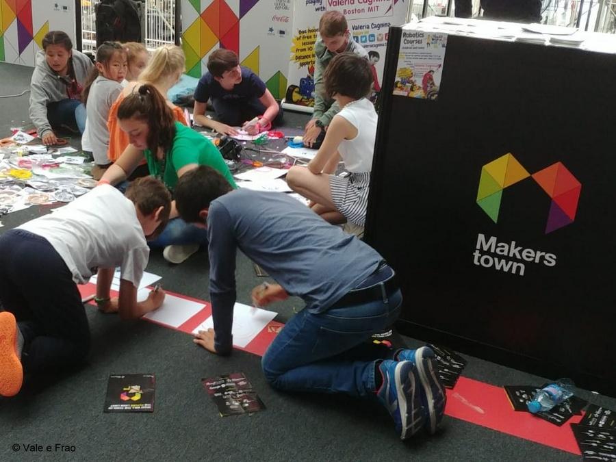 MakersTown 2018: fiera maker a Bruxelles laboratori full