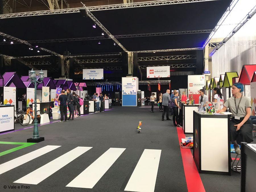 MakersTown 2018: fiera maker a Bruxelles apprendimento entrata