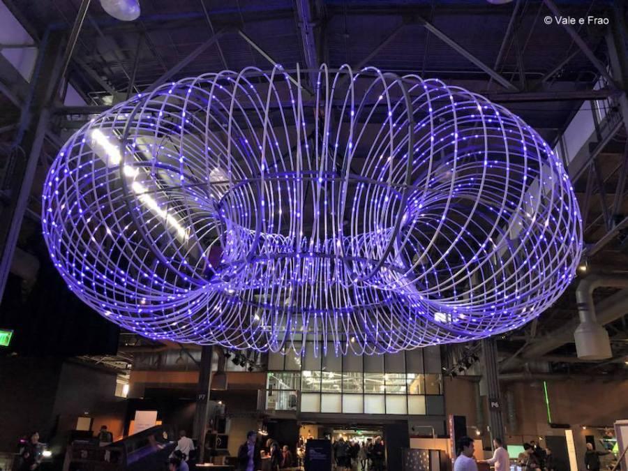 visitare Exploratorium il museo della scienza di San Francisco California elettricità