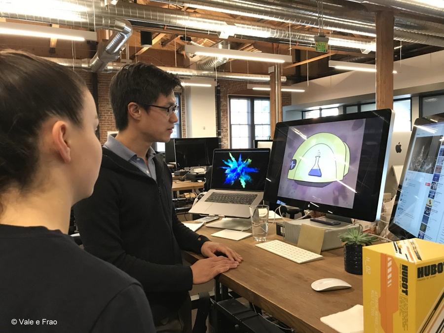 Visitare gli uffici di Github a San Francisco California