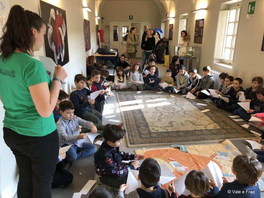 Laboratori di robotica per bambini al museo di Asti laboratori