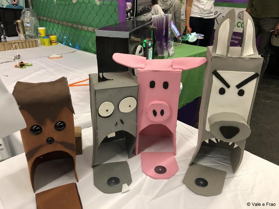 California: Maker Faire Bay Area. progetti invenzioni