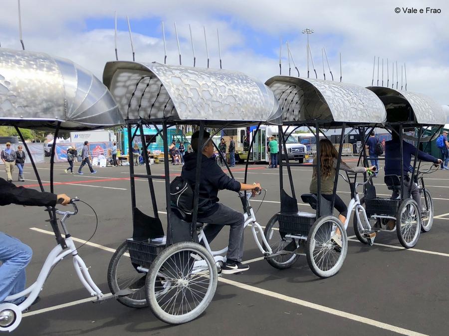 California: Maker Faire Bay Area. progetti invenzioni tecnologia prototipi