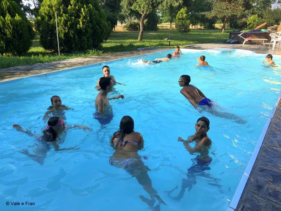 vivi la tua estate tech con valeria cagnina e francesco baldassarre 2019 piscina