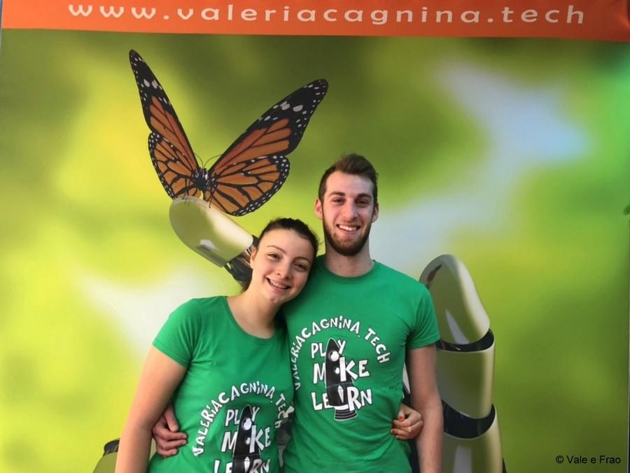 Il Manager di domani visto da Valeria e Francesco lavoro passione e positività flat organization